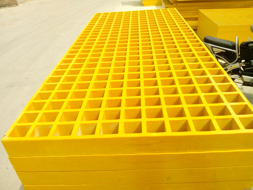 sàn grating Composite