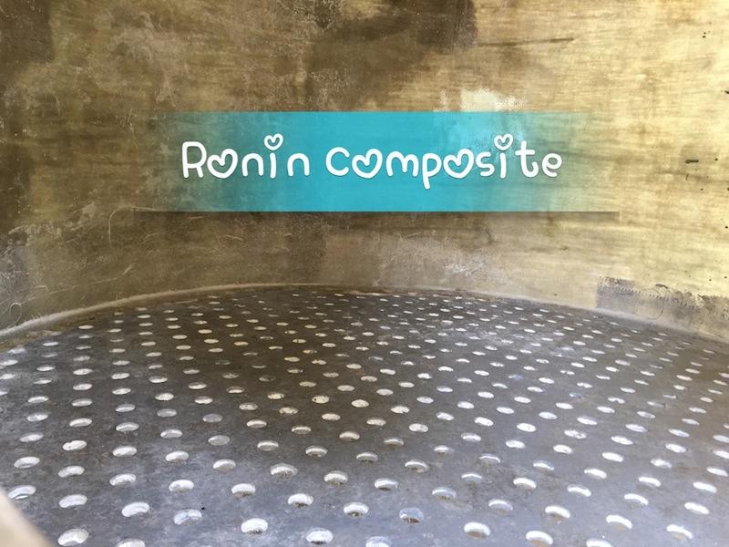 tháp khí thải composite